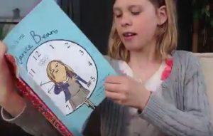 "1003 - my favourite book ""Clarice Bean"""
